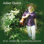 asher quinn Sun, Sorrow, Flowers, Moon